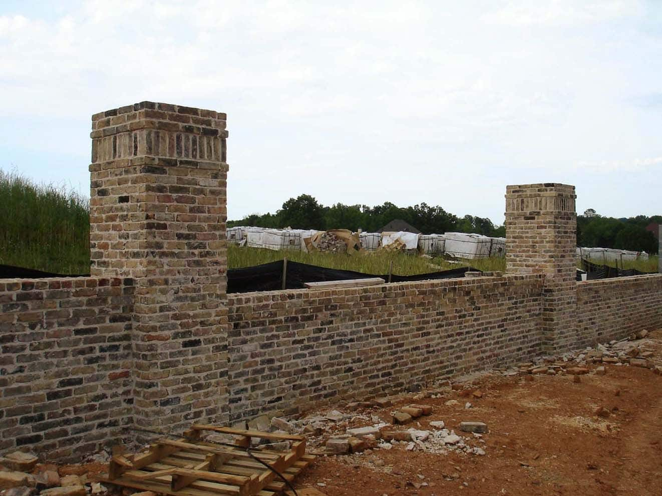 Reclaimed Building Brick | Salvaged Antique Brick for Sale