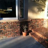 Reclaimed CR Pavers