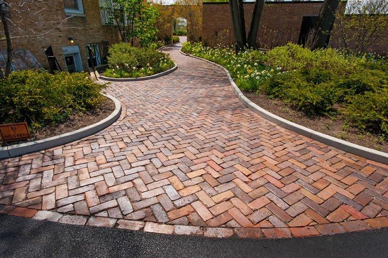 Brick Street Pavers