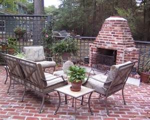 Peachy How To Make An Outdoor Brick Fireplace Firebrick For Fireplace Home Interior And Landscaping Palasignezvosmurscom