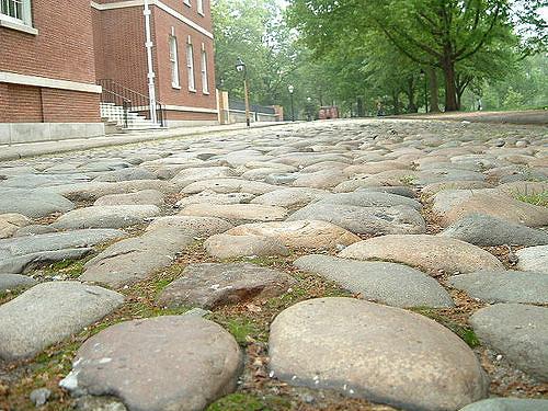 cobblestone Curb Appeal