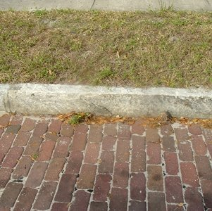 Reclaimed Curbstone - Granite and Sandstone for Sale