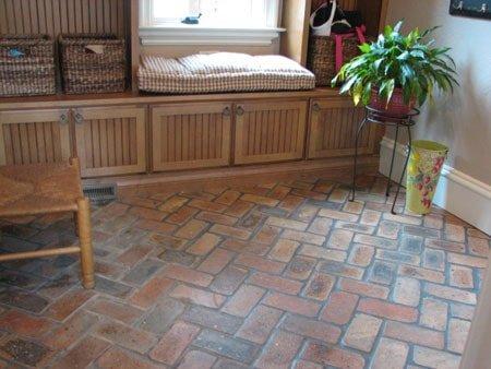 Brick Flooring Tiles Salvaged Brick Paver For Sale