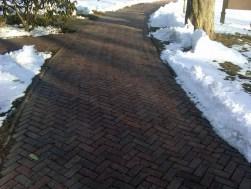 Antique Sidewalk Pavers