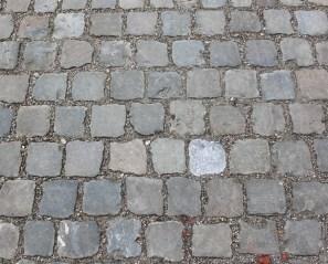Antique European Sandstone Cobbles | Close-Up