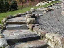 Reclaimed Sandstone Curbing