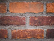Antique Warehouse Reds Closeup - Rustic Mortar