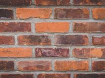 Historical Bricks Antique Warehouse Reds Photo of Wall Section