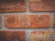 Historical Bricks Antique Chicago Bricks Photo of Brick Details with Concrete Cleaned Up