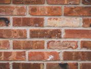 Historical Bricks Antique Chicago Bricks Close Up Photo of Wall