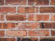 Historical Bricks Antique Chicago Bricks Photo of Wall Section