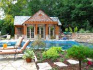 Old Tuscany Brick | Pool