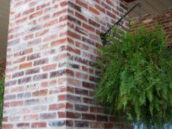Antique St. Louis Bricks | Pillar