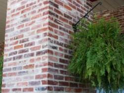 Antique St. Louis Bricks   Pillar