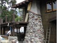 Old Pasadena Clinker | Pillar