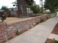 Old Pasadena Clinkers | Wall
