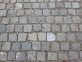 Antique European Sandstone Cobbles   Close-Up