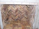 Reclaimed Antique Firebrick | Chimney Overview