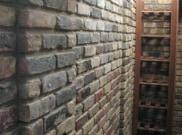 Antique Brick Veneer   Wall