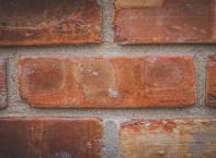 Antique Chicago Brick - Smooth Mortar