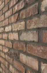 Old Chicago Brick Veneer   Wall