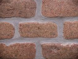 Reclaimed St. Louis Cobble Granite