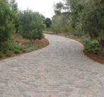 Historical-Bricks-Project-Ideas-Custom-Cobblestone-Driveways-Pebble-Beach-CA-Chicago Blend Pebble Beach2