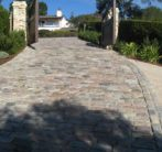 Historical-Bricks-Project-Ideas-Custom-Cobblestone-Driveways-Pebble-Beach-CA-Chicago Blend Pebble Beach3