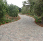 Historical-Bricks-Project-Ideas-Custom-Cobblestone-Driveways-Pebble-Beach-CA-Pebble Beach St Louis Cobble Drive