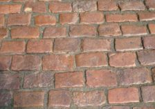 Historical-Bricks-Project-Ideas-Custom-Cobblestone-Driveways-Minnesota-Antique Quartzite Cobble2