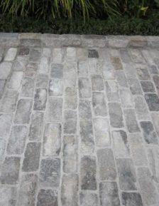 Historical-Bricks-Project-Ideas-Custom-Cobblestone-Driveways-Los-Angeles-CA-Antique Salt and Pepper CA2