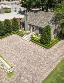 Historical-Bricks-Project-Ideas-Custom-Cobblestone-Driveways-Tulsa-OK-Antique European Blend Tulsa1